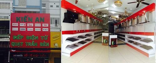 Bếp điện từ Giovani G-271TC - siêu thị nội thất Kiến An