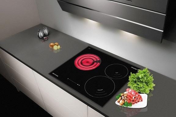 bếp điện từ D'mestik ES603 DKT
