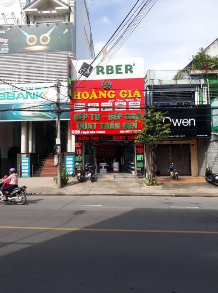 bếp từ Biên Hòa