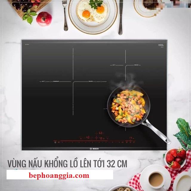 Bếp từ Bosch Seri 8 hay bếp từ Bosch Seri 6 ?