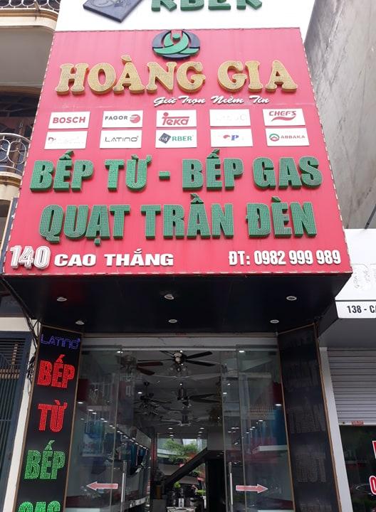 bếp từ Quảng Ninh