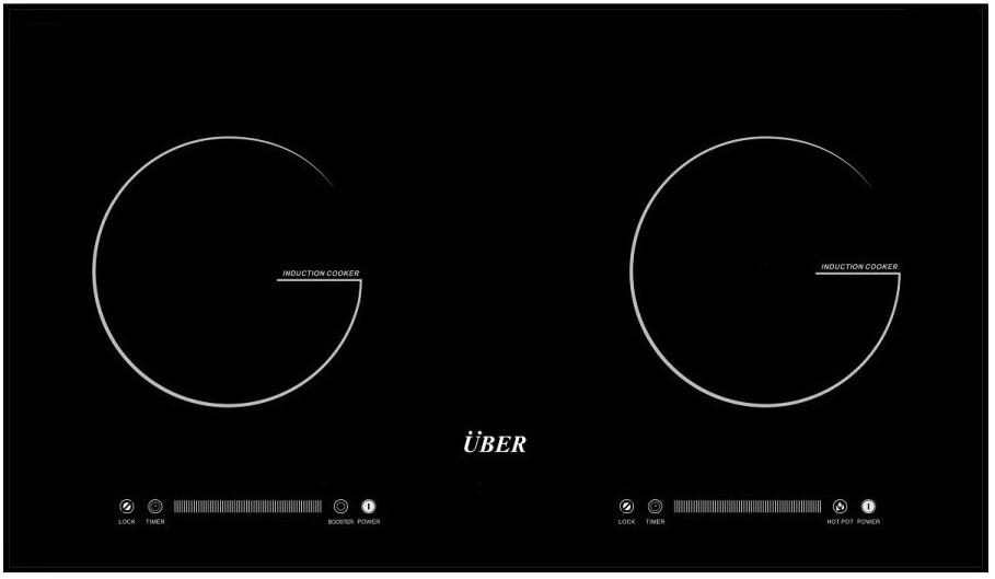 Bếp từ Uber F866 Bếp từ nhập khẩu linh kiện Đức giá tốt