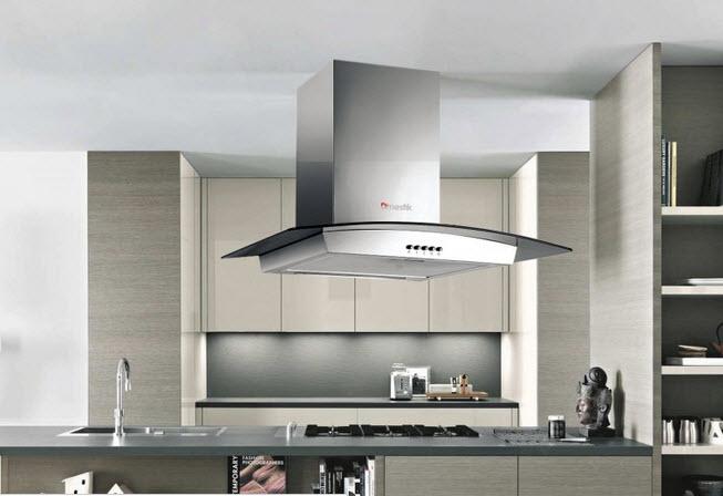 Nên chọn lựa máy hút khử mùi nhà bếp loại nào tốt nhất? 1