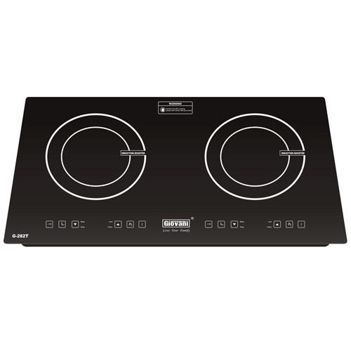 Giới thiệu sản phẩm Bếp từ Giovani G-282T