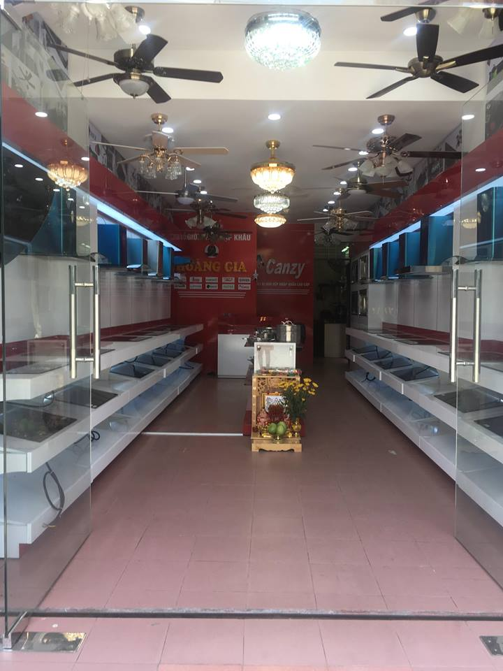 Mua bếp từ Giovani ở Nha Trang
