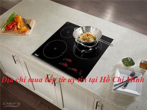 Địa chỉ mua bếp từ tại Hồ Chí Minh uy tín