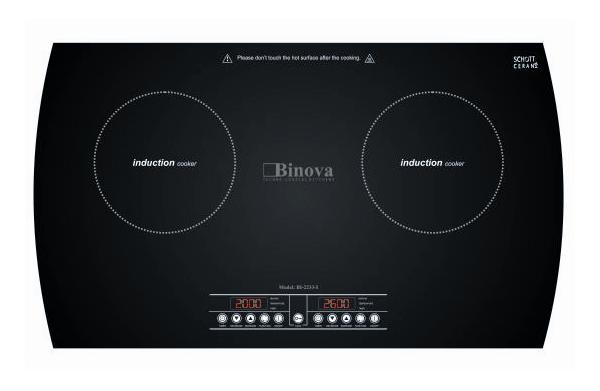 Bếp từ Binova BI-2233-I Bếp từ nhập khẩu giá rẻ của năm 2019