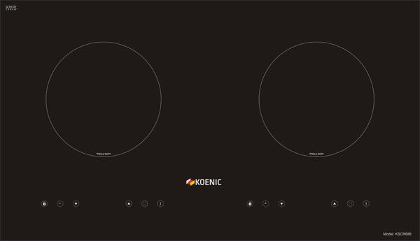 Bếp từ koenic KSCR 686- SIêu tiết kiệm điện