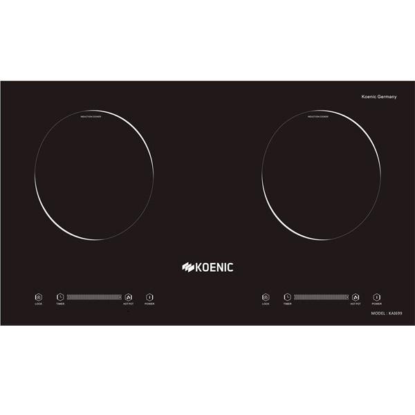 Bếp từ koenic KSCR 6889- Bếp từ nhập khẩu nguyên chiếc