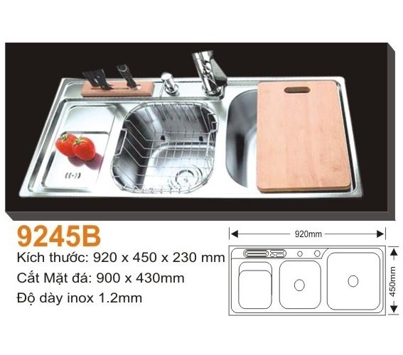 Chậu Rửa Bát AMTS 9245A-giá rẻ bất ngờ