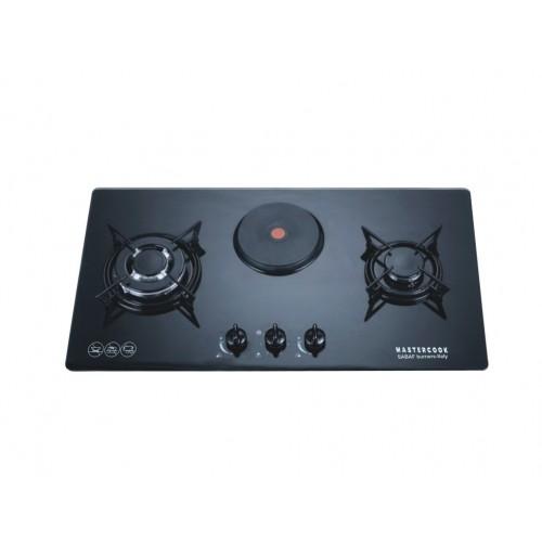 Bếp ga âm Mastercook MC-168GE thiết kế tinh tế đun nấu tiện lợi
