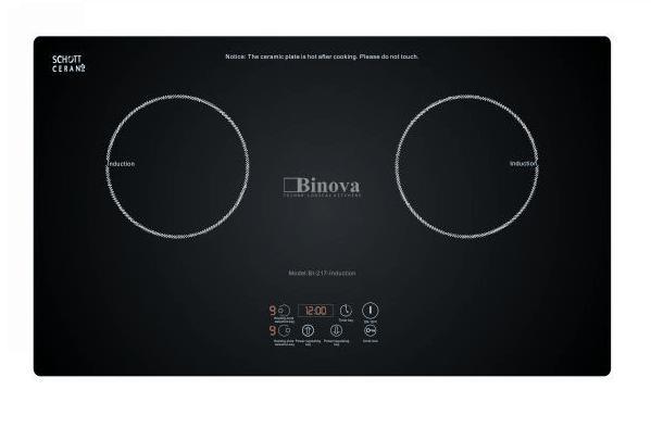 Bếp từ âm giá rẻ Binova BI-217 giá sốc tại Bếp Hoàng Gia