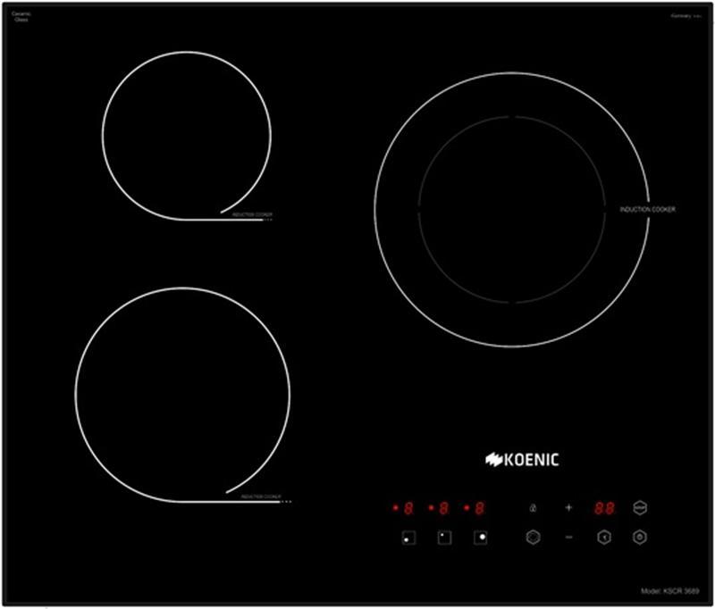 Bếp từ koenic KSCR 3689- Bếp từ chính hãng châu Âu
