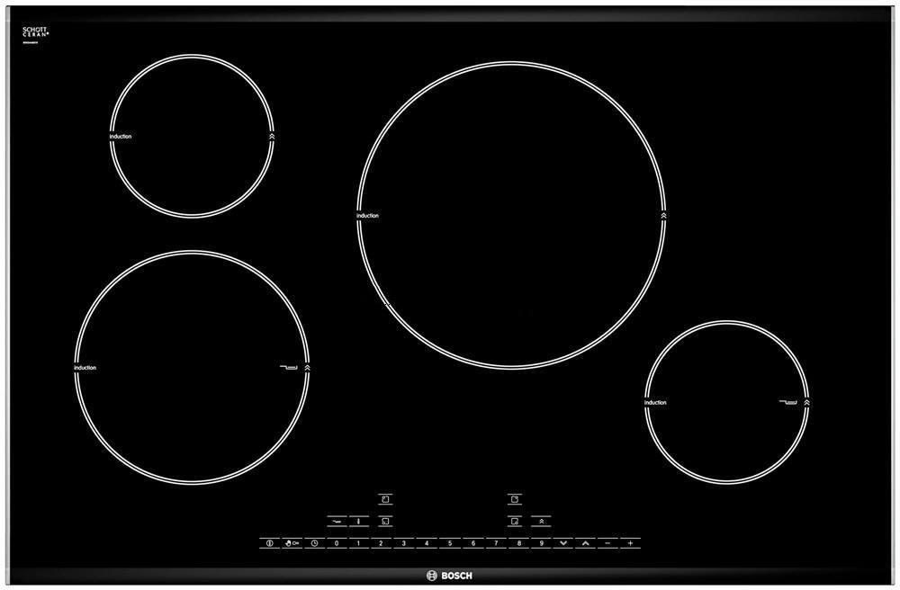 Bếp từ âm Bosch PIL875L24E cao cấp 4 vùng từ chuẩn Đức