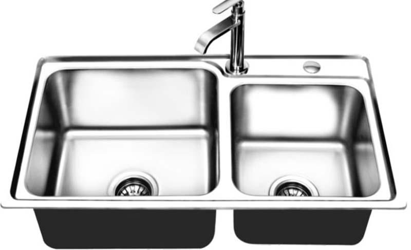 Chậu rửa bát Picenza PZ 7641