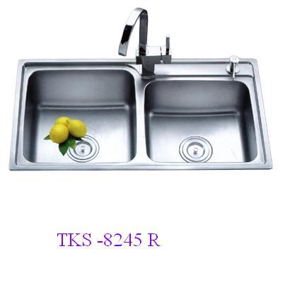 Chậu rửa bát TKS-8245R-nhanh tay  để mua ngay