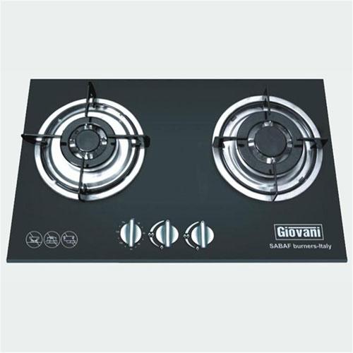 Bếp ga âm Giovani G-102SBT thiết kế tinh tế
