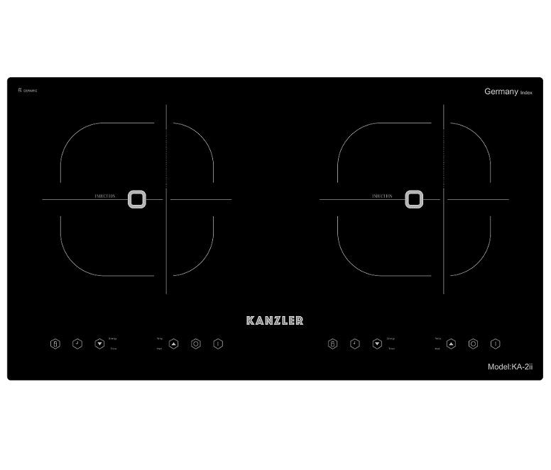 Bếp điện từ KANZLER KA-2IH chính hãng | Bếp Hoàng Gia