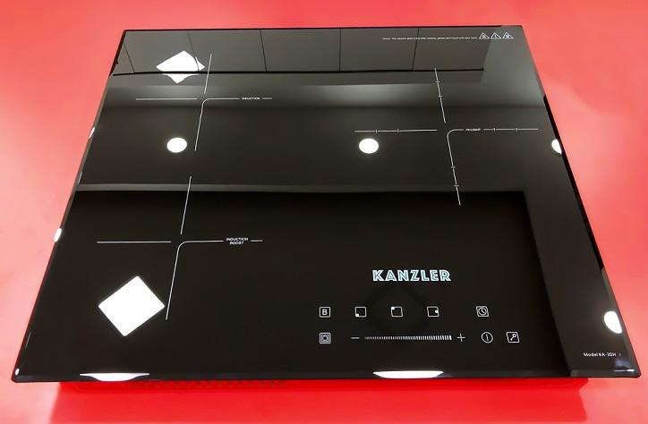 Bếp từ Kanzler KA-3iii- tinh tế đến từng đường nét thiết kế