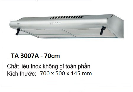 Máy hút mùi Lorca TA 3007A-chất lượng và giá rẻ