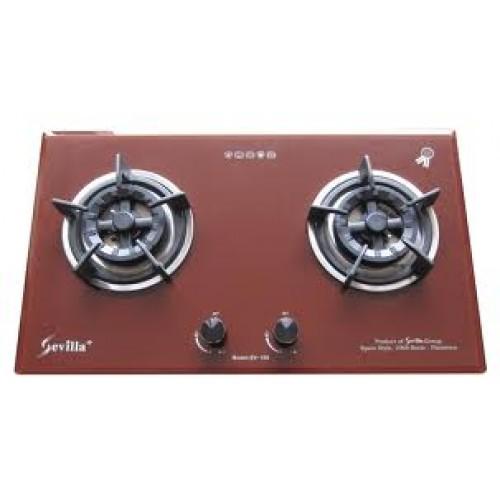 Bếp gas âm Sevilla SV-108R - Bếp hoàng gia tháng khuyến mại giá rẻ chưa từng