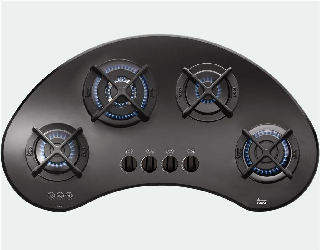 Bếp Ga Âm Teka VR 90 4G AI AL TR thương hiệu chất lượng đỉnh cao