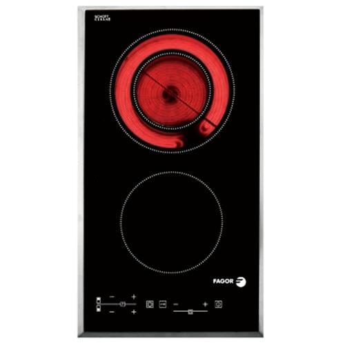 Bếp Domino Fagor 3MFT-2AX - Giá rẻ nhất - Bếp Hoàng Gia