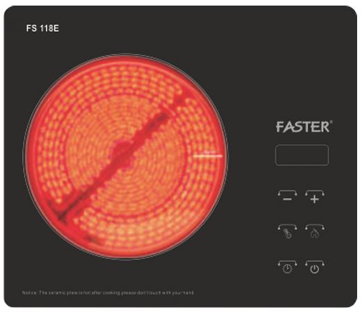 Bếp điện đơn Faster FS 118E