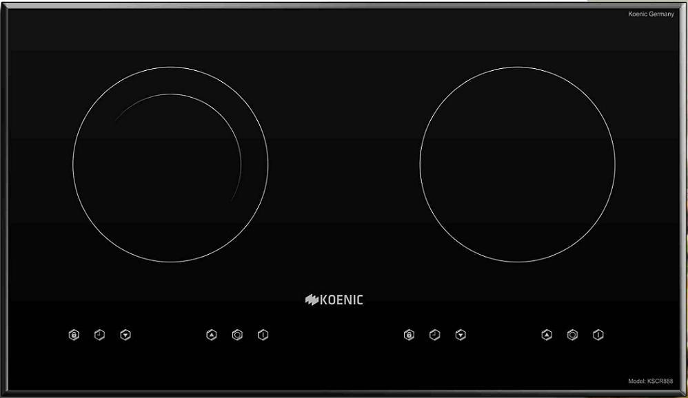 Bếp từ koenic KSCR 888- Bếp từ nhập Malaysia