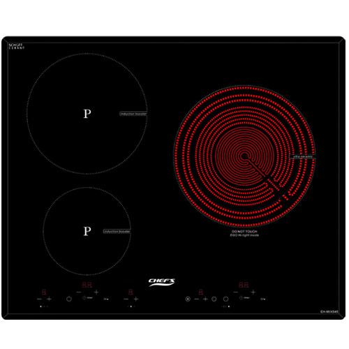 Bếp Điện Kết Hợp Từ Chefs EH-MIX545 - Bếp điện từ