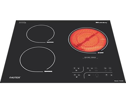 Bếp điện từ Faster FS-3SE sử dụng siêu an toàn