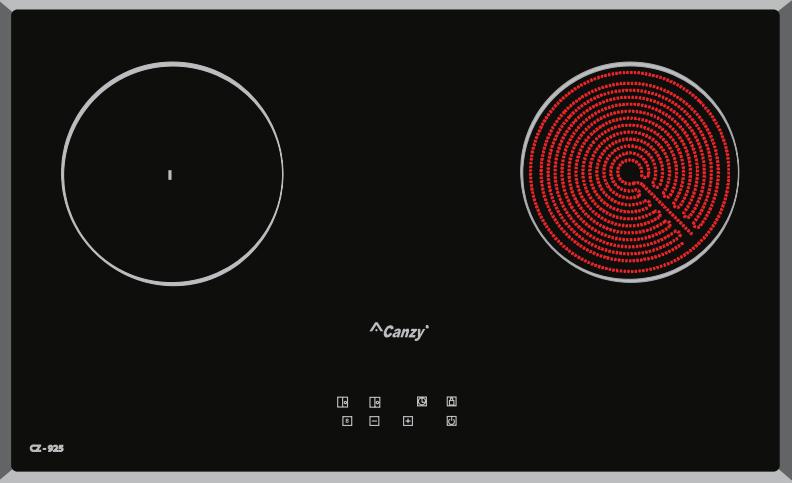 Bếp điện từ Canzy CZ - 925 chính hãng| Bếp Hoàng Gia