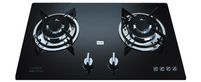 Bếp Gas Âm Faster FS-270S hàng chính hãng chất lượng cao