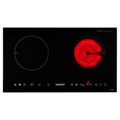Bếp điện từ Taka TK-IR02D kiểu dáng tiện dụng giá cả phù hợp