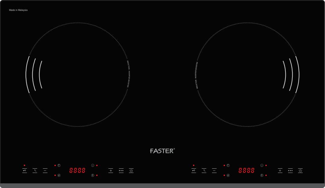Bếp từ Faster FS-688I chính hãng | Bếp Hoàng Gia