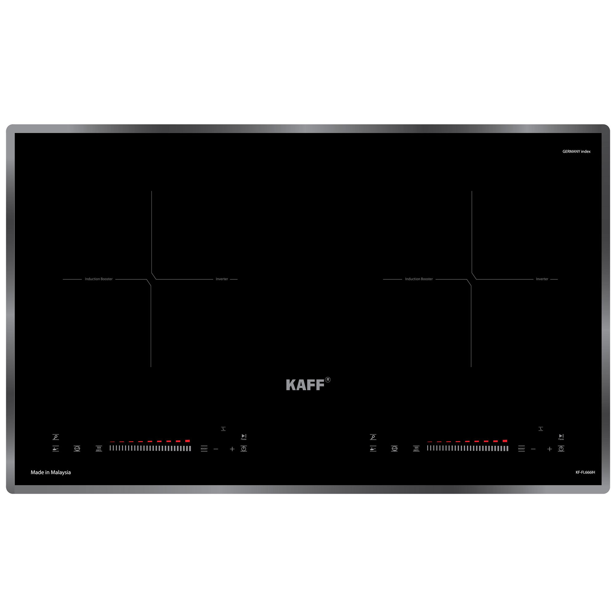Bếp Từ KAFF KF-FL666II chính hãng tại Bếp Hoàng Gia