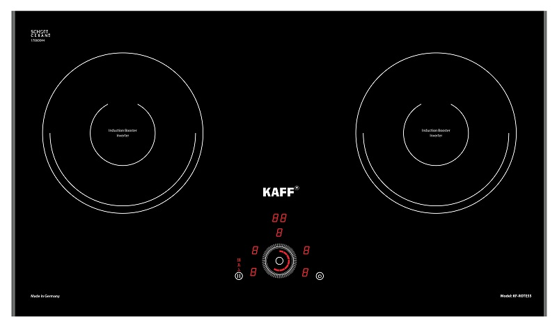 Bếp Từ Kaff KF–ROTE55 chính hãng tại Bếp Hoàng Gia