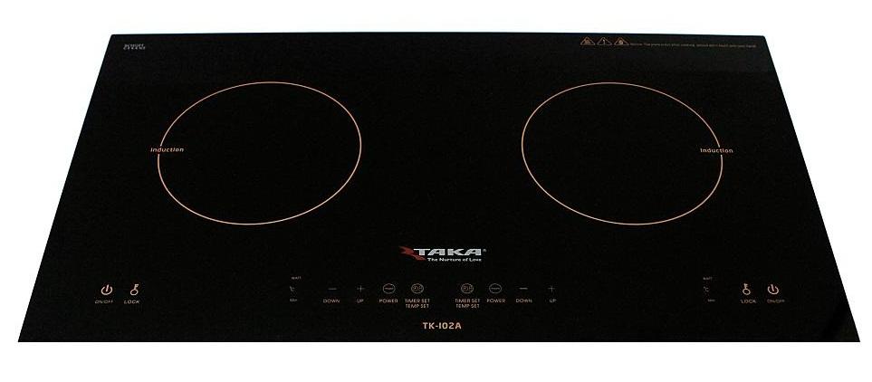 Bếp từ Taka TK-I02A công nghệ Nhật bền bỉ giảm giá sốc