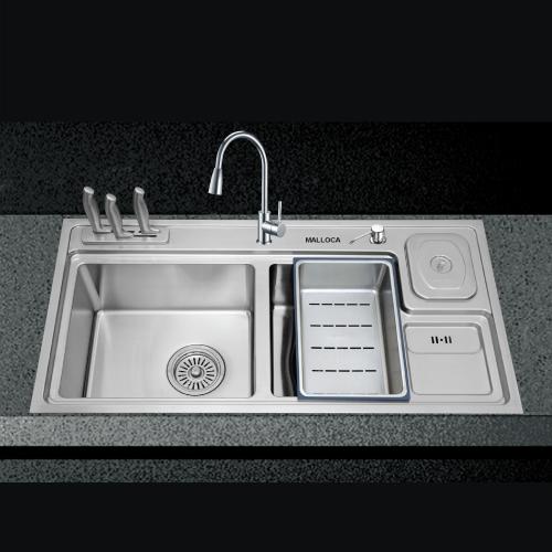 Chậu rửa Malloca MS 8804-đảm bảo chất lượng
