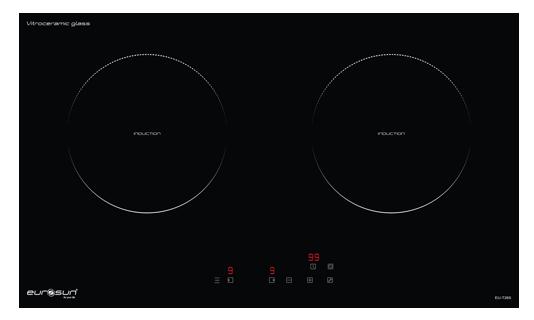 Bếp từ Eurosun EU-T265 chính hãng| Bếp Hoàng Gia