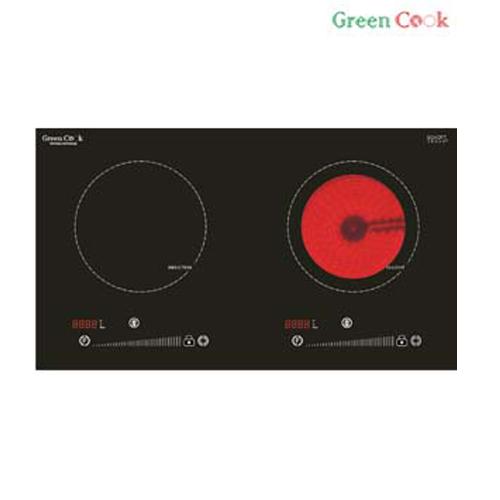 Bếp điện từ Green Cook GC-H7 chất lượng hoàn hảo