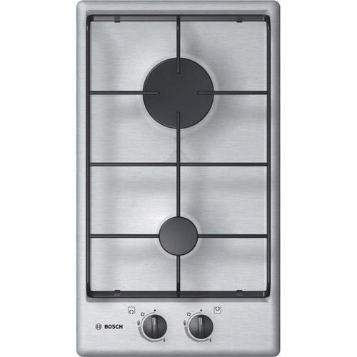 Bếp Gas Âm Bosch PCD345DEU - Bếp inox sáng bóng sang trọng