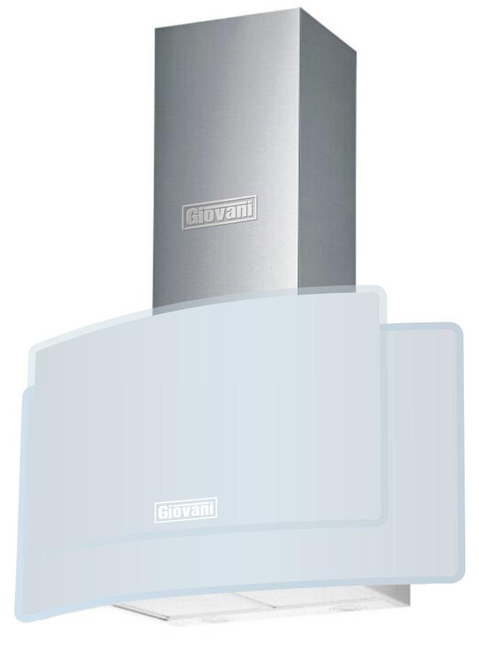 máy hút mùi Giovani G-715WG độ ồn tiêu chuẩn châu Âu