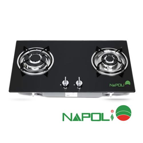 Bếp gas âm Napoli CA 808M2 nhập khẩu linh kiện Italy