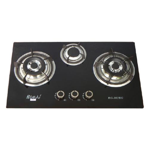 Bếp ga âm Romal RG-302BG là dòng Bếp chất lượng yên tâm