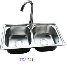 Chậu rửa bát TKS-7241-giá rẻ cực rẻ