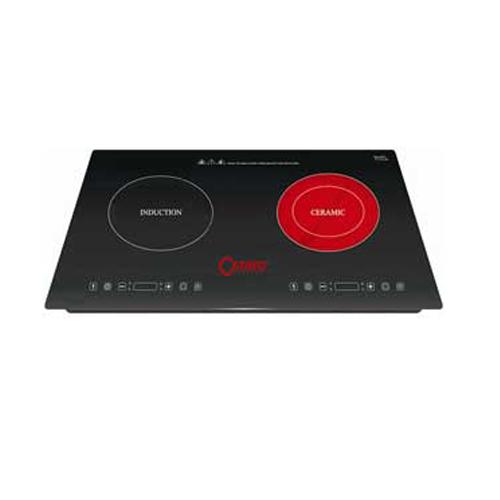 Bếp điện từ Catino CA-2SE bảng điều khiển riêng biệt tiện lợi