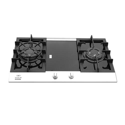 Bếp gas âm TOJI PFA820  thiết kế tinh sảo