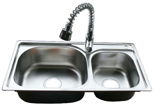 Chậu rửa bát TKS-7843R-giá rẻ bất ngờ