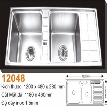 Chậu rửa 12048